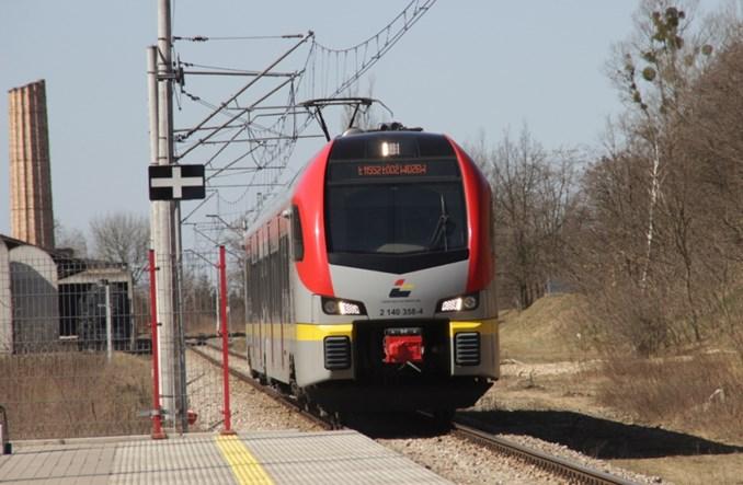Łódź: Przystanku kolejowego na Janowie na razie nie będzie