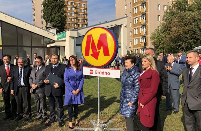 Metro jedzie na Bródno. Umowa na budowę podpisana
