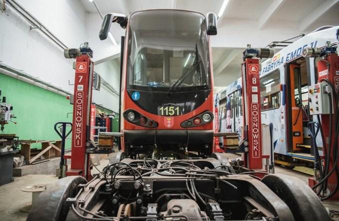 """""""Dortmundy"""" jak nowe. Jak wygląda modernizacja gdańskich tramwajów?"""