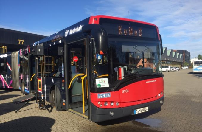 Dusseldorf. Siemens Mobility otwiera tor testowy dla pojazdów autonomicznych