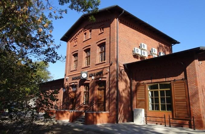 PKP SA otwierają trzy zmodernizowane dworce na Dolnym Śląsku