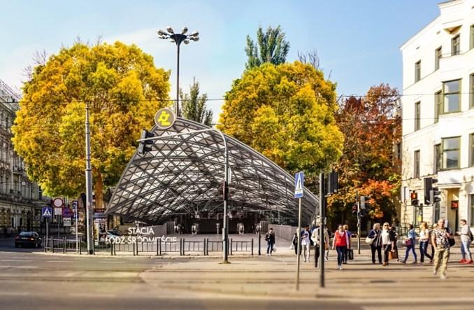 Łódź Śródmieście: Mieszkańcy wybiorą wygląd zejścia na perony