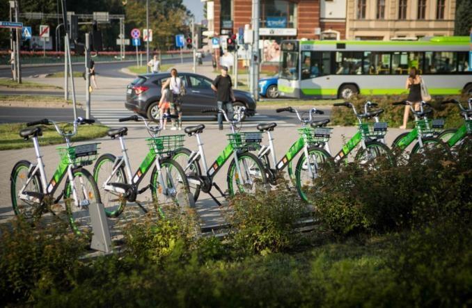 Jeden chętny na rower miejski dla Olsztyna