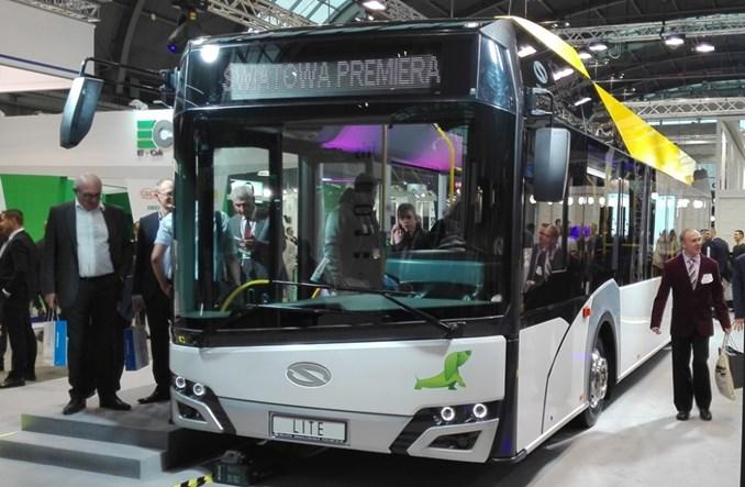 Nowy Solaris LE Lite Hybrid. Urbino po liftingu