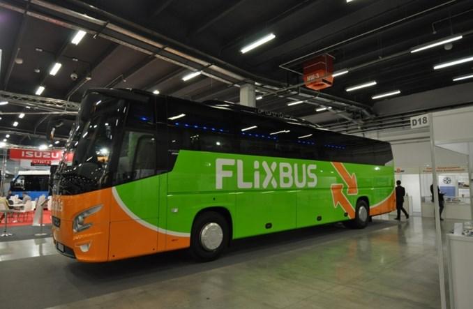 Flixbus na Transexpo z nowym, komfortowym autokarem