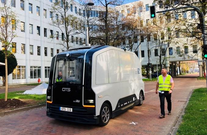 Monachium. Siemens Mobility testuje autonomiczne miasteczko