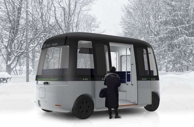Autonomiczny pojazd na każdą pogodę? Muji i Sensible 4 mają rozwiązanie