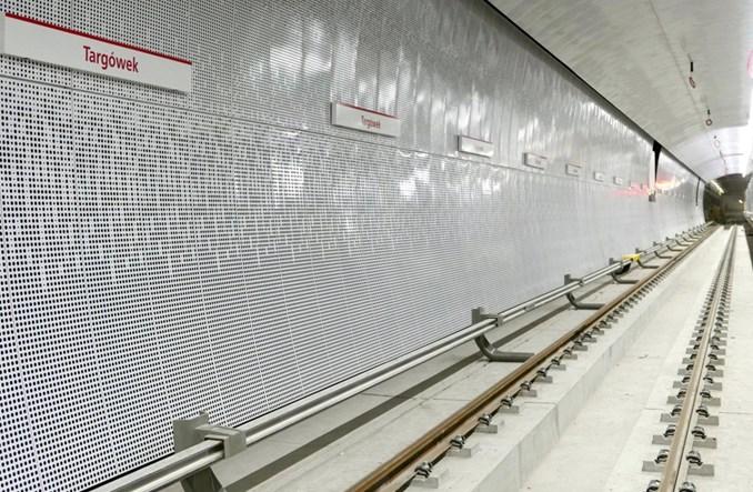 Metro: Stacja Targówek niemal gotowa (zdjęcia)