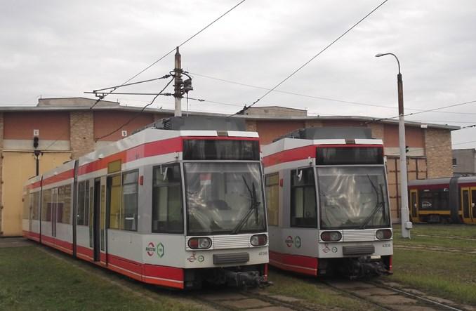 MPK Łódź zadowolone z NF6D. Sprowadziło już 14 wagonów