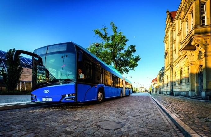 Solaris ruszył z zamówieniem autobusów CNG dla Paryża