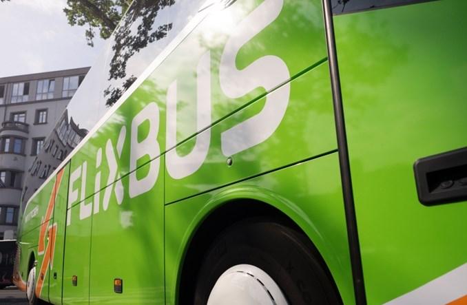 FlixBus wprowadza system rozrywki pokładowej