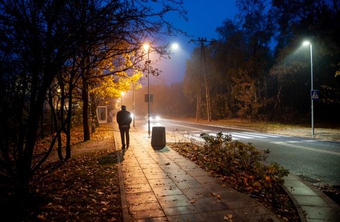 Warszawa Chwali Się Doświetleniami Przejść Dla Pieszych