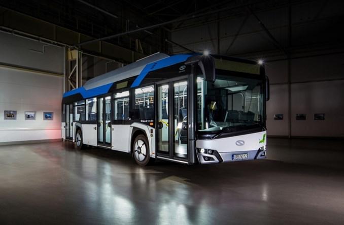 Solaris prezentuje się w Czechach. Nowinki w autobusach