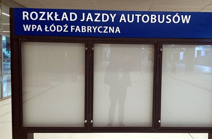 """Łódź Fabryczna: Dworzec czy """"WPA""""?"""