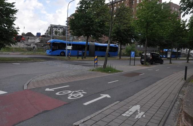 Szwecja. Wizja Zero chroni kierowców nawet lepiej niż pieszych