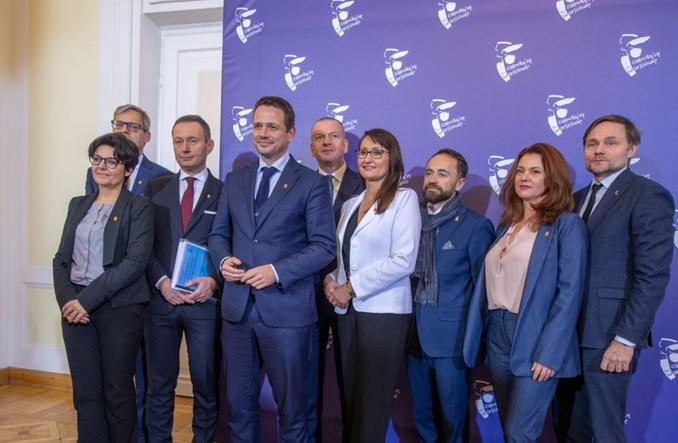 Warszawa. Robert Soszyński nowym wiceprezydentem od transportu