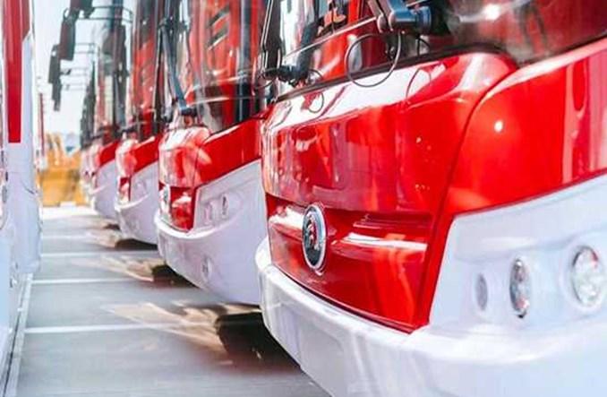Santiago zyskało 200 autobusów elektrycznych od BYD-a i Yutonga