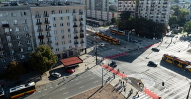 Warszawa: Rewolucja na Grójeckiej. Mniejszy ruch, będzie węziej
