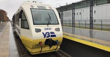 Kijów: Pociągi na lotnisko Boryspol przewiozły ponad 400 tys. podróżnych