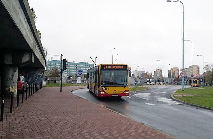 Łódź: Przystanki na żądanie pomagają... samochodom