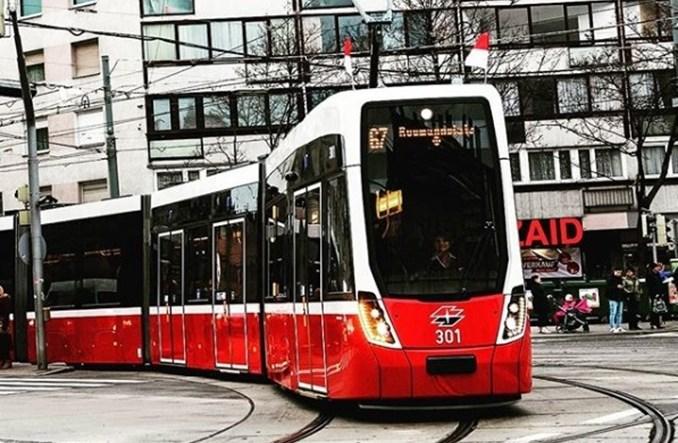 Wiedeń: Nowy Bombardier Flexity wozi pasażerów