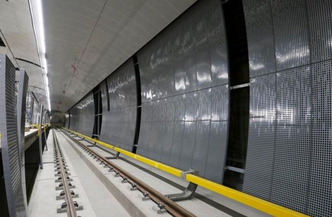 Metro: Trocka goni Targówek (zdjęcia)