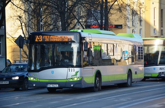 Olsztyn: Tramwajowa trójka częściej nie jeździ niż jeździ