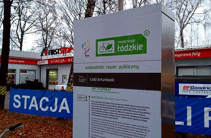 Łódzkie: Rower wojewódzki dotarł do Łowicza