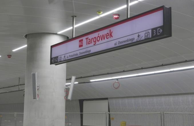 Metro: Targówek stał się Mieszkaniowym. Jest uchwała