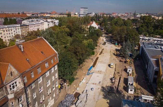 Wrocław: Przetarg na dokończenie Hubskiej po hiszpańskiej firmie już ogłoszony