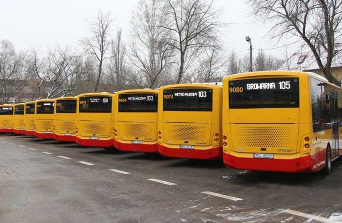 Debiut Otokara w Warszawie. Arriva rusza z kolejnym kontraktem