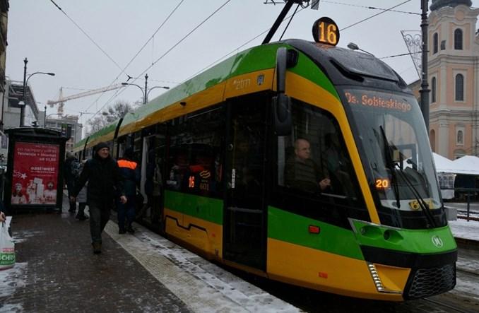 Poznański Moderus Gamma wozi już pasażerów