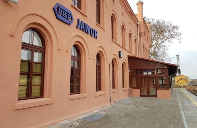 Dolny Śląsk. Jawor i Strzelin z nowymi dworcami