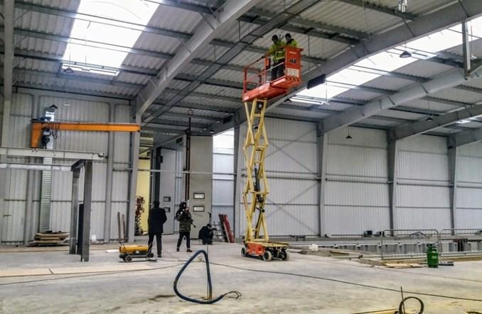 MPK Łódź: Wkrótce uruchomienie nowej hali przy Telefonicznej
