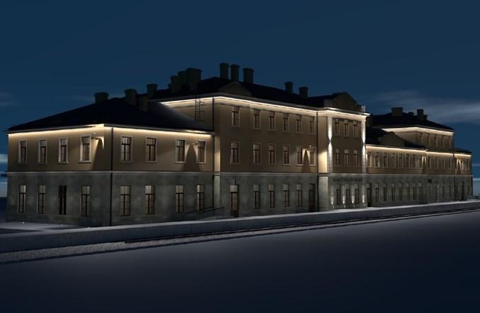 Dworzec w Skarżysku-Kamiennej z umową (wizualizacje)