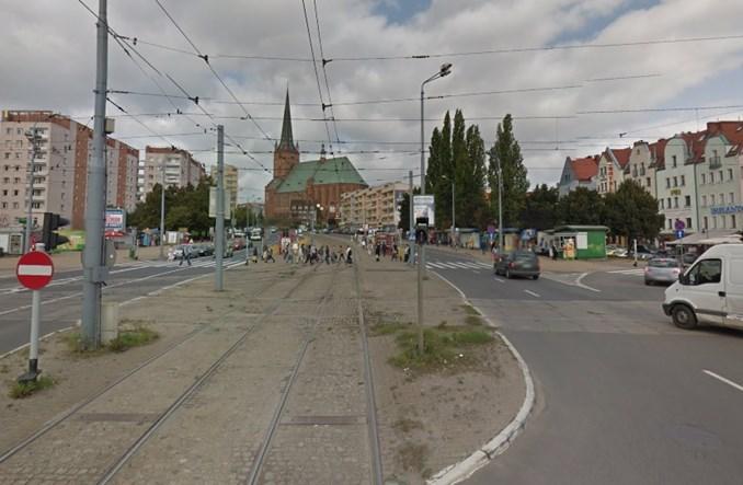 Szczecin wybrał wykonawcę przebudowy dwóch węzłów tramwajowych w centrum