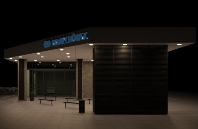 Pomiechówek będzie miał dworzec. Kolejne podejście (wizualizacje)