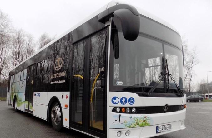 MPK Kraków testuje autobus Autosana