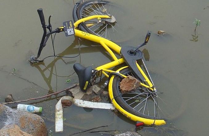 Chiński gigant rowerowy Ofo na krawędzi bankructwa