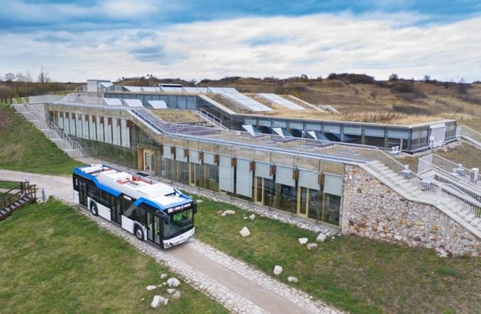 Oświęcim akceptuje ofertę Solarisa na dostawę jednego elektrobusu