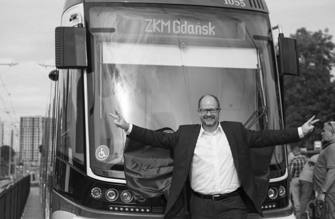 Paweł Adamowicz dał Gdańskowi bilet w XXI wiek