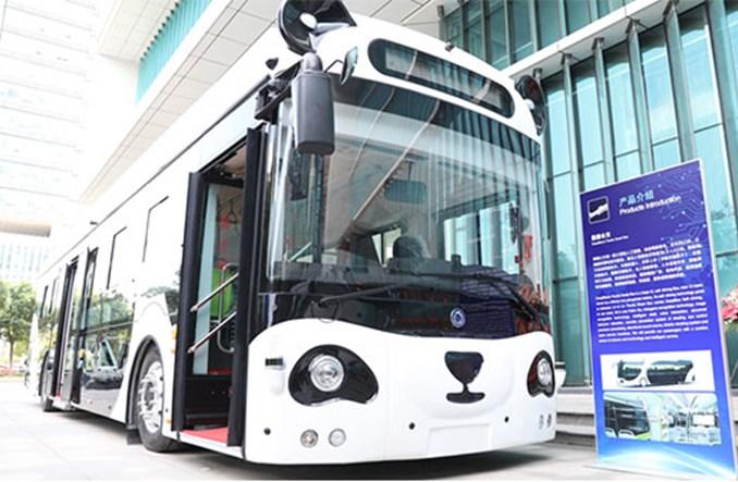 Chińczycy chcą sprzedawać Smart Panda Bus