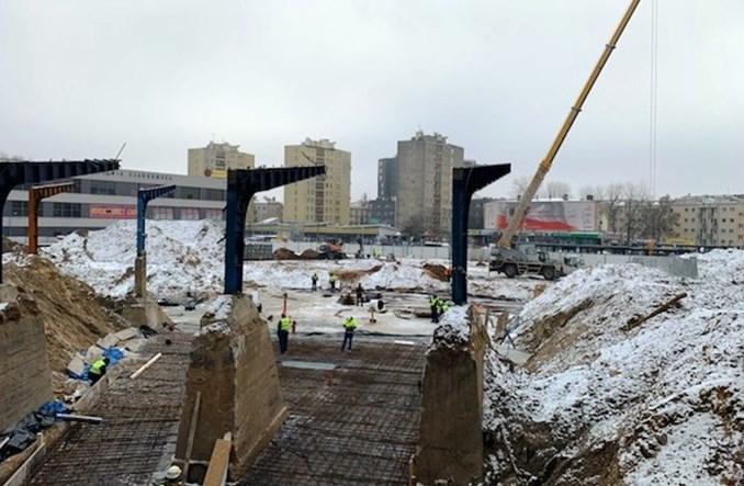 Przebudowa dworca autobusowego w Kielcach wyprzedza harmonogram