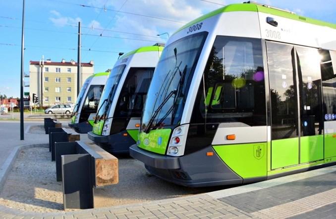 Olsztyn zarezerwował 91 mln zł w budżecie na tramwaje