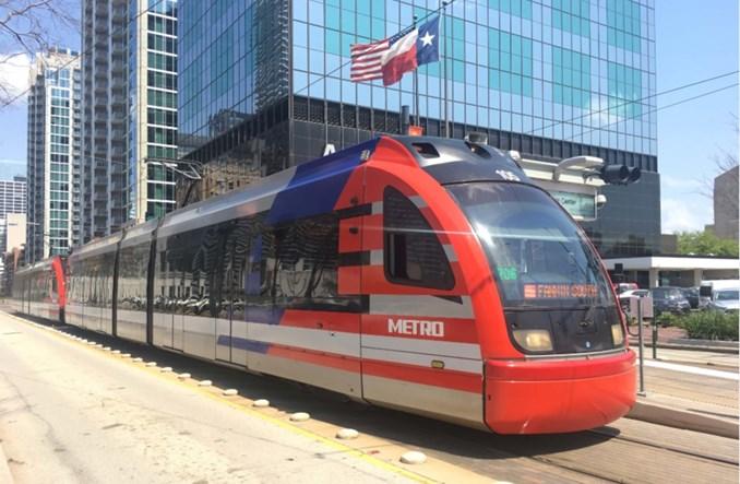 Houston w Teksasie zamawia dodatkowe 14 pojazdów od Siemensa