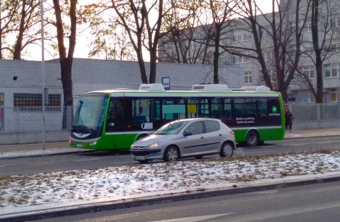 Elektryczny SOR na testach w Częstochowie