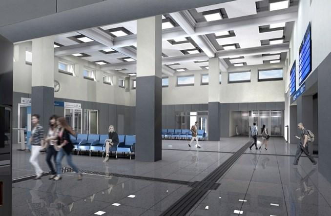 PKP SA przymierzają się do przebudowy dworca w Tczewie (wizualizacje)
