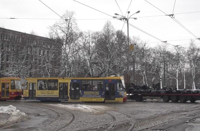 Łódź: Przybyszewskiego – miasto szuka środków na wiadukt i torowisko