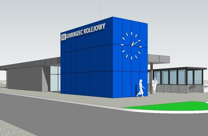Rozpoczyna się budowa nowego dworca w Sędziszowie Małopolskim