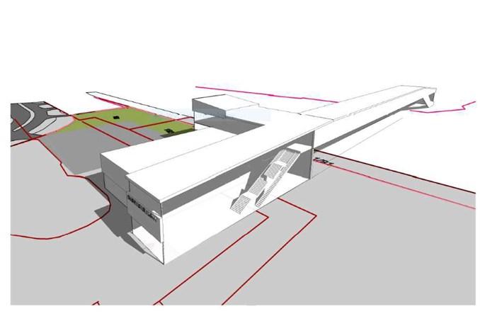 Nowy dworzec w Olsztynie. Przede wszystkim znacznie mniejszy